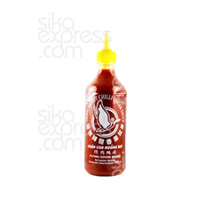 """Sriracha"" Hot Chilli Ginger Sauce 455ml"