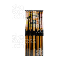 Painted Bamboo Chopsticks 5 Pairs