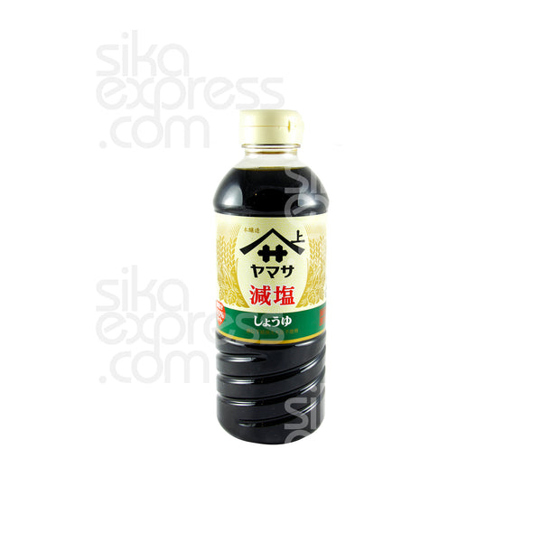 Low Salt Soya Sauce 500ml