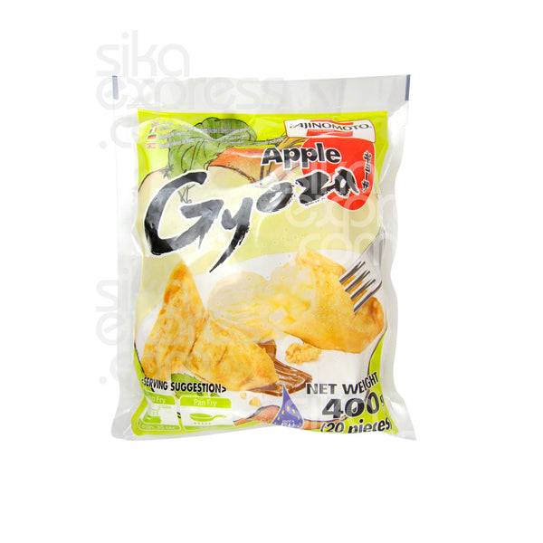 ❄Gyoza: Apple (Sweet) 400g