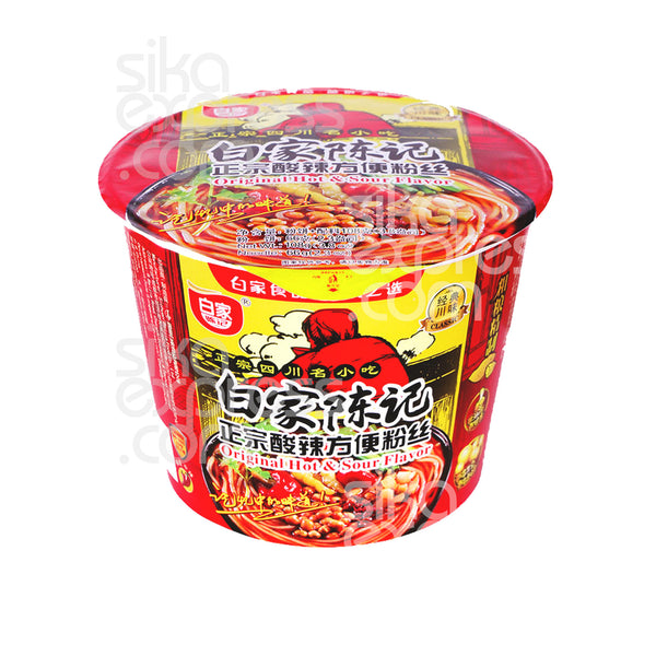 Instant Vermicelli Bowl: Potato Vermicelli Hot & Sour 105g