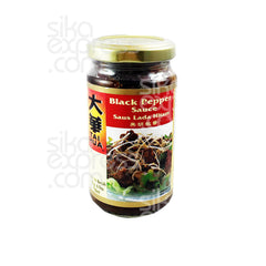 Black Pepper Sauce 150ml