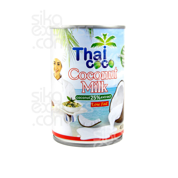 Coconut Milk Low Fat 400ml