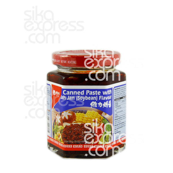 """Jah Jan"" Soybean Flavour Paste for Noodle 175g"