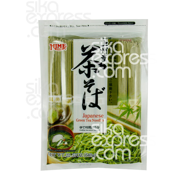 """Chasoba"" Dried Green Tea Noodles 640g"