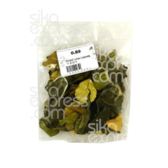 Dried Kaffir Lime Leaves (Makrut) 10g (±2g)
