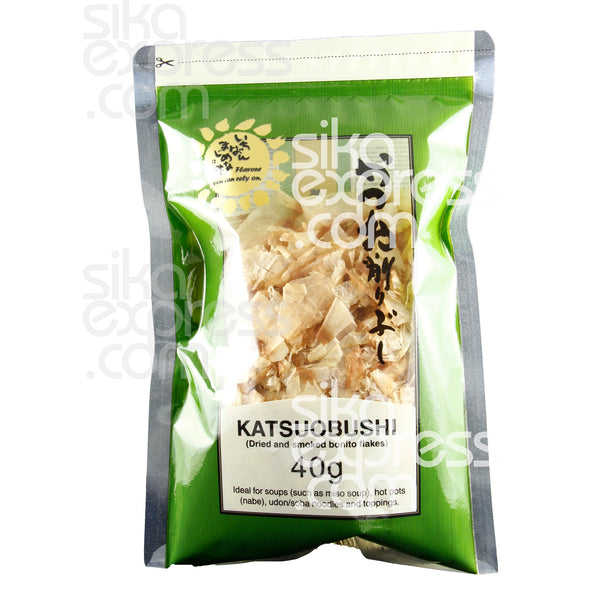Dried & Smoked Bonito Flakes 40g
