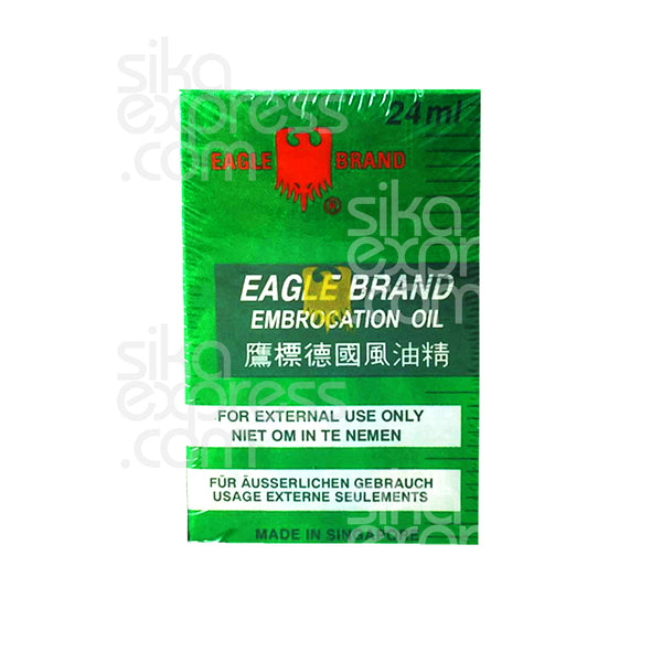 Embrocation Oil 24ml