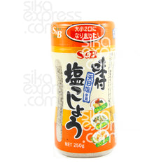 "Flavoured Salt & Pepper ""Ajitsuke Shiokosho"" 250g"