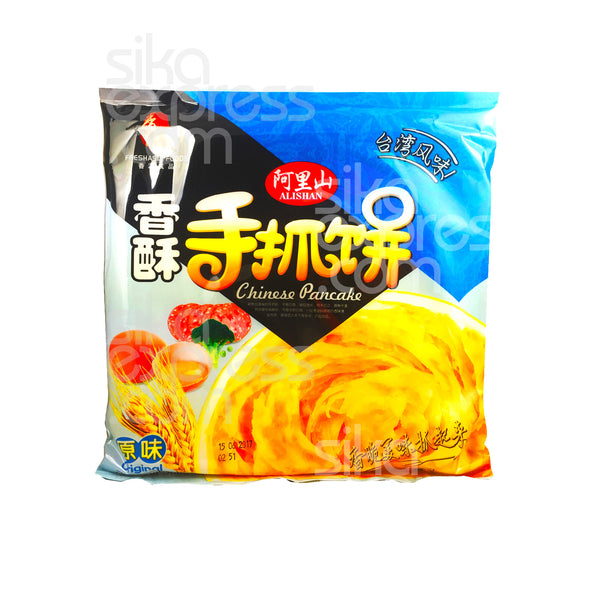 ❄Chinese Flaky Pancake (Plain) 450g