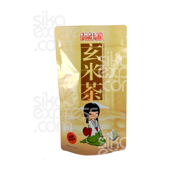 """Genmaicha"" Japanese Brown Rice Green Tea 40g"