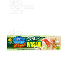 Grated Wasabi: Hot & Spicy Wasabi Horseradish Paste 43g