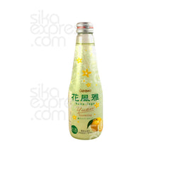 """Hanafuga"" Alcohol Drink: Yuzu (Sweet & Mellow) 250ml"