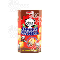 Hello Panda: Cream Chocolate 50g