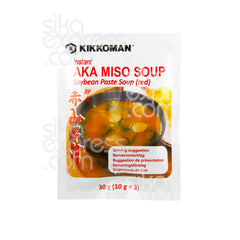 Aka Miso Red Soya Bean Paste Soup 30g (3 x 10g)