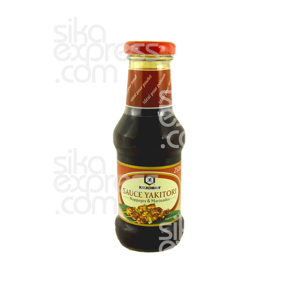 Yakitori Sauce: Nappages & Marinades 250ml