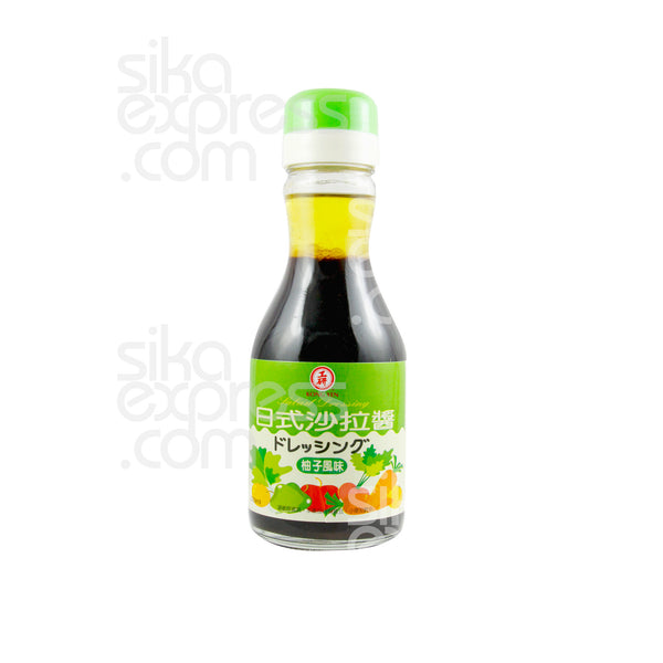 Japenese Style Salad Seasoning: Yuzu 200ml