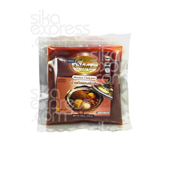 Massaman Curry Paste 100g