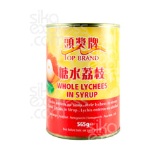 Whole Lychees in Syrup 565g