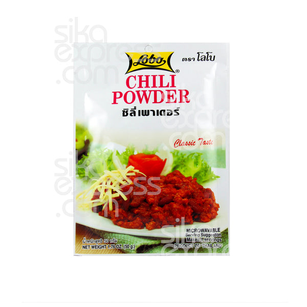 Chilli Powder Thai Style 50g