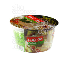Rice Noodle: Artificial Chicken Flavour 65g