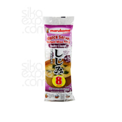 """Namami Soshiru Shijimi"" Instant Miso Paste: Fresh Water Baby Clams Flavour 152g (8 Servings)"