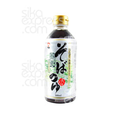 Soba Tsuyu Straight 500ml
