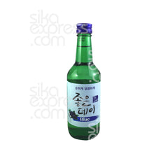 Good Day Soju: Blueberry 360ml