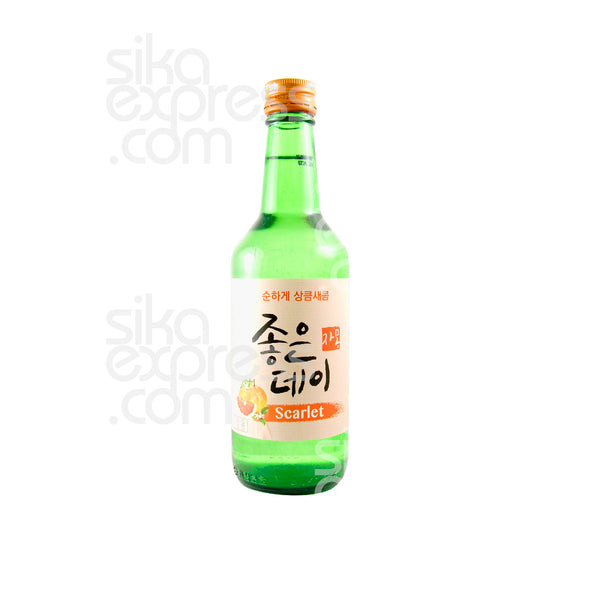 Good Day Soju: Scarlett-Grapefruit 360ml