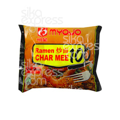 Instant Noodle: Ramen Char Mee Extra Spicy