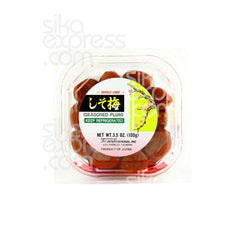 Seasoned Plum 100g