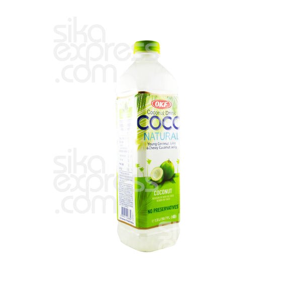 Aloe Vera King: Coconut Drink