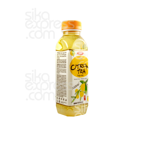"""Yujia"" Tea Citron Tea Drink 350ml"