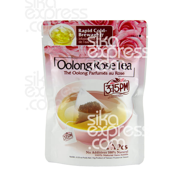 Oolong Rose Tea 15g (6 pcs)