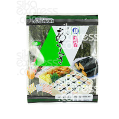 """Sushi Nori"" Roasted Seaweed: Green 28g"