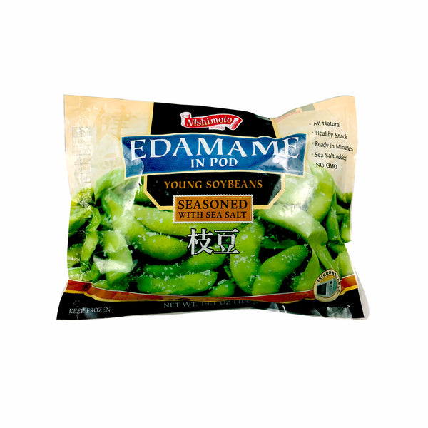 Edamame in Pod Salted 400g