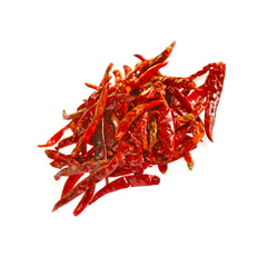 Dried Whole Chilli Red Peppers 50g (±5g)