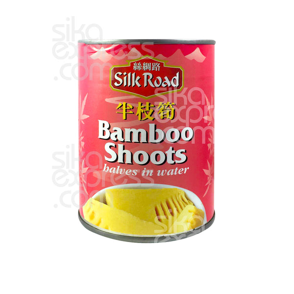 Bamboo Shoots Halves 560g