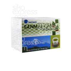 """Genmaicha"" Green Tea and Brown Rice 31g (16 Bags)"