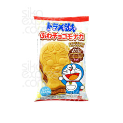"""Doraemon Fuwachocp Monaka"" Waffr with Chocolate Filling 16.5g"
