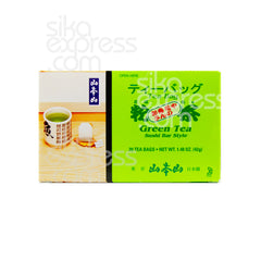 """Konacha"" Green Tea Bags Sushi Bar Style 42g"
