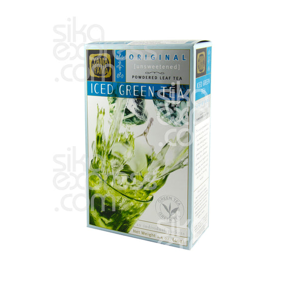 Iced Green Tea (Unsweetened) 40g (20 x 2g)
