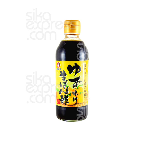 """Yuza Ajituke Nama Ponzu"" Citrus Seasoned Soya Sauce 300ml"