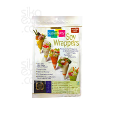 Soy Wrapper Assorted 21g