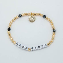 Good Vibes Gold Filled Bracelet