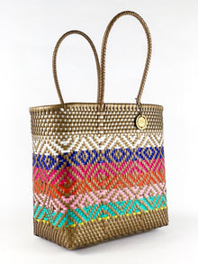 TAMAYO TALL LARGE OPEN TOTE