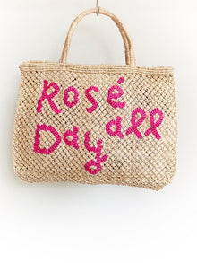 ROSE ALL DAY SMALL WORD BAG