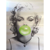 Blow Me - Marilyn Monroe (Pink) - Limited Editions by Dan Pearce