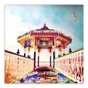 Brighton Bandstand art