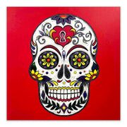 Day Of The Dead Red